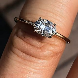 wedding ring finger connected to heart