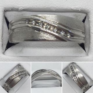 wedding ring which hand and finger
