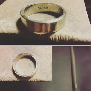 wedding ring tattoo hebrew