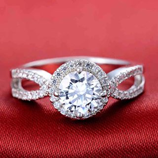 wedding ring sets tiffany