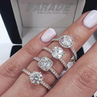vera wang look alike wedding rings