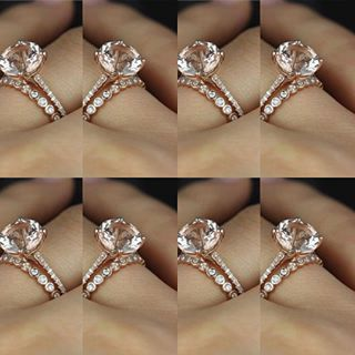 diamond wedding rings under 2000