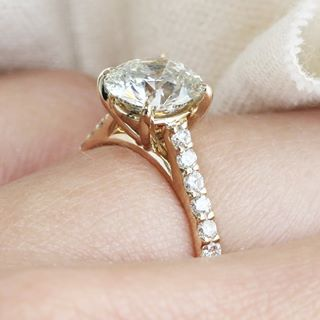 stacked wedding rings pinterest