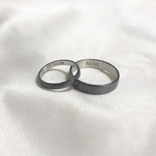 wedding rings for him and her at american swiss