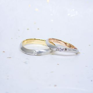 white gold or silver wedding rings