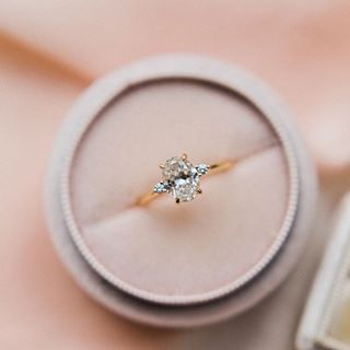 vintage wedding rings calgary