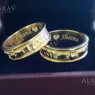 his and hers wedding rings under 300