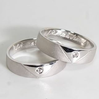 cheap plain wedding rings