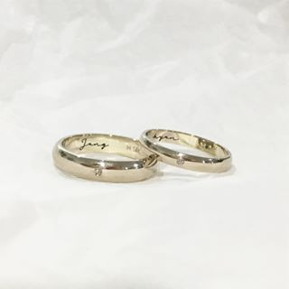 antique wedding rings yellow gold