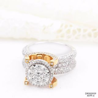 wedding ring gold weight