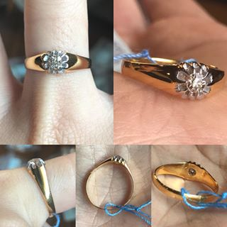 antique estate wedding rings