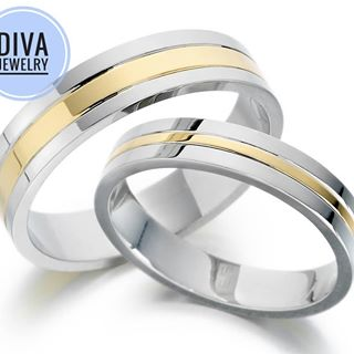 buy platinum wedding rings online india