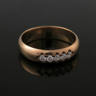 mens yellow diamond wedding rings