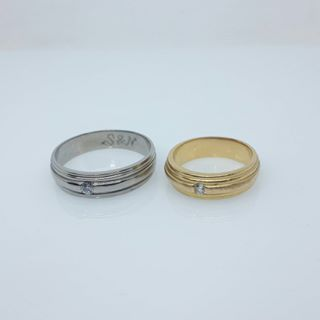 used wedding rings at zales