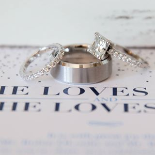 his and hers wedding rings nz