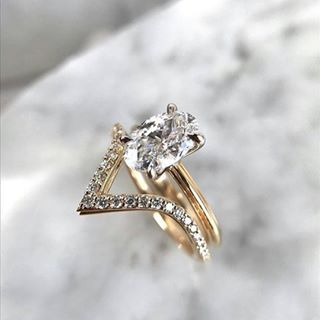 wedding rings similar to verragio