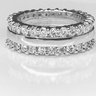 wedding rings overstock.com
